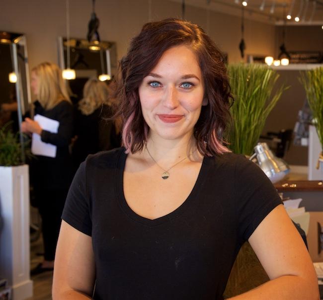 Jocelyn - stylist