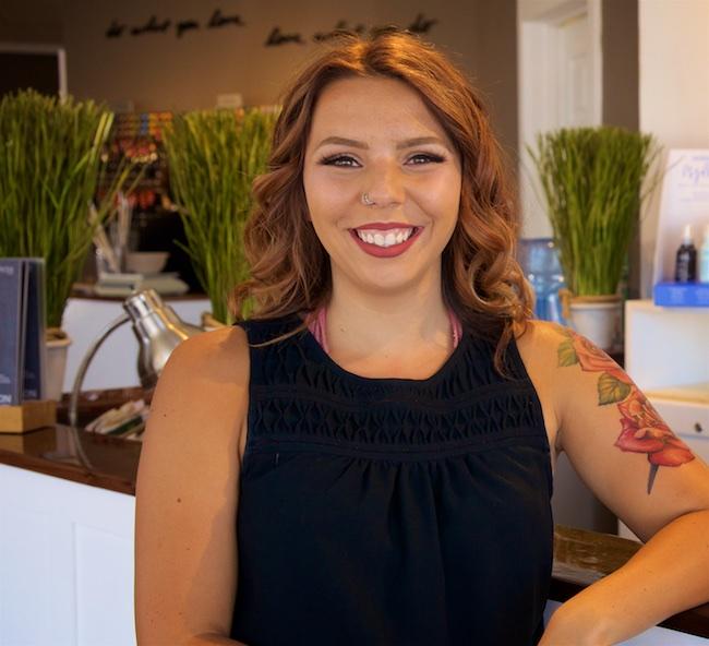 Mel/Melissa Gagnon - stylist